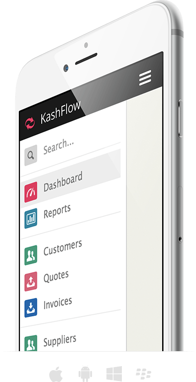 Kashflow - iPhone