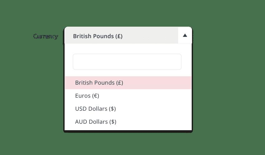 multi-currencies