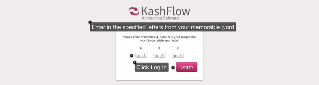 KashFlow-Login