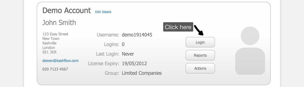 OrbitAccounts- Clients -Demo Account 2