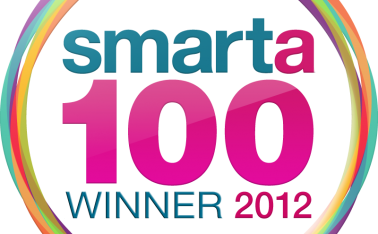 2012 Smarta 100 award