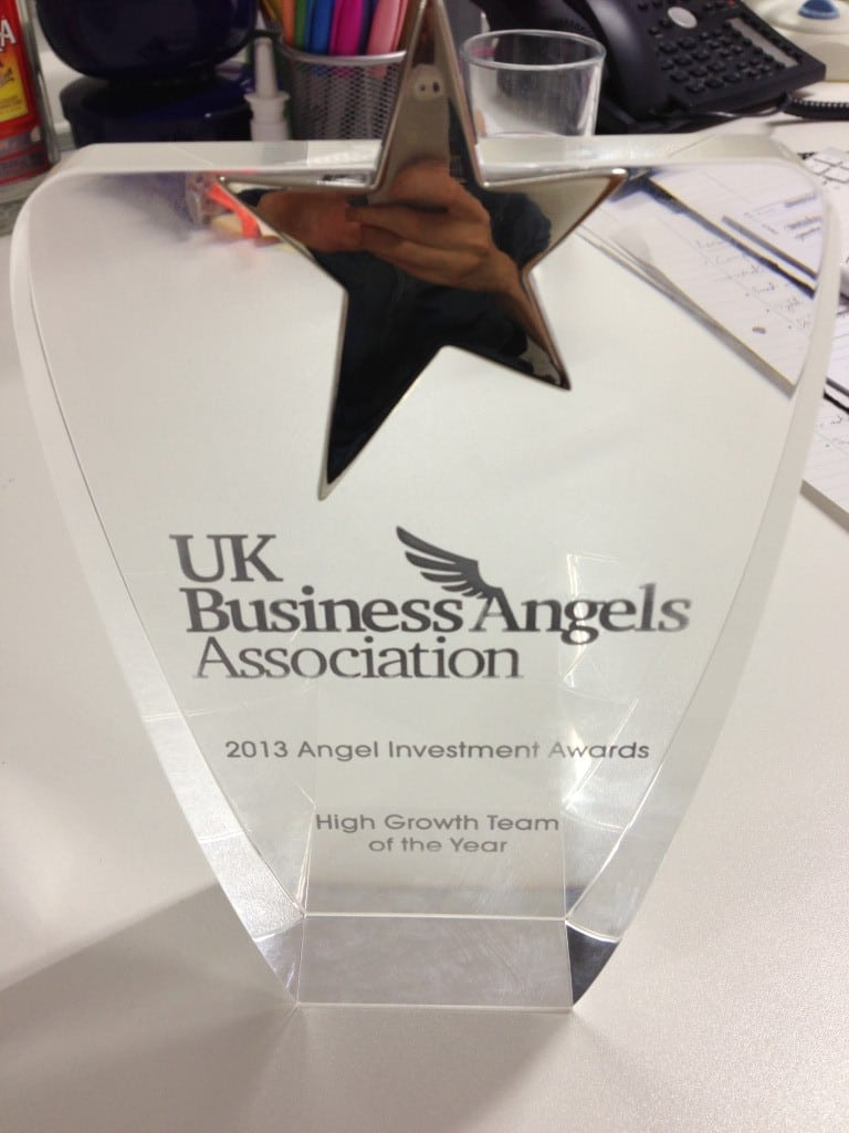 uk business angels award