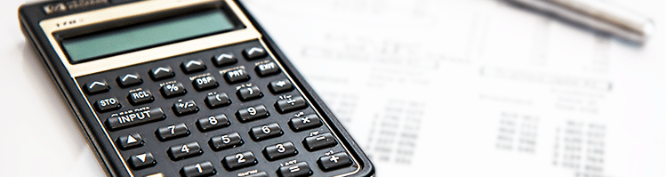 Balance Sheet and Calculator
