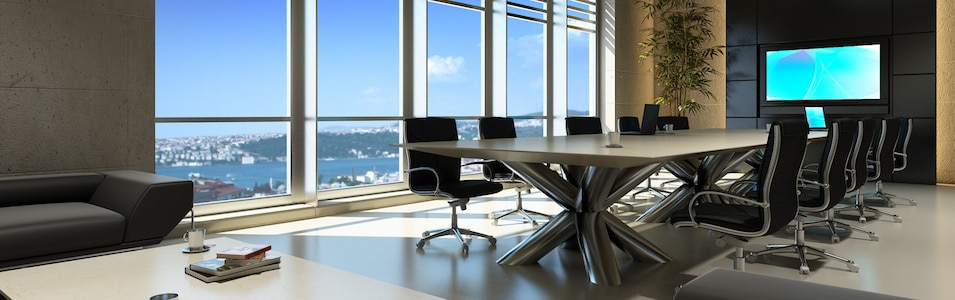 limited company office boardroom
