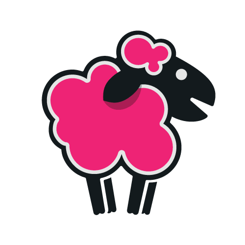 pinksheep's sheep
