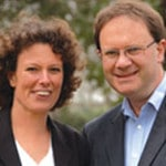 Martin and Liz Tapley