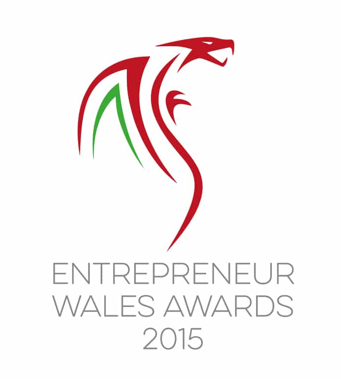 ENTREPRENEUR WALES AWARDS 2015 logo