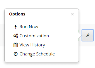 ConnectMyApps Options