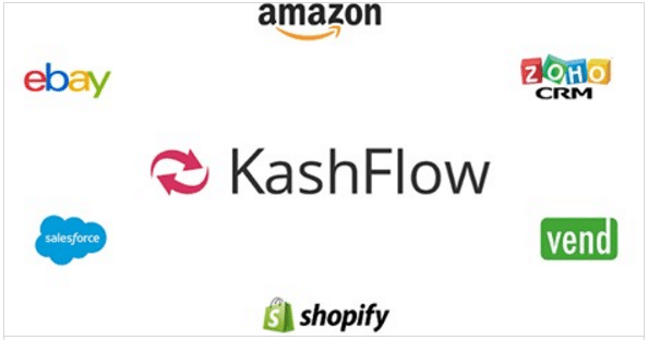 ConnectMyApps and KashFlow partnership