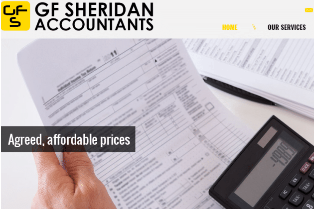 GF Sheridan Accountants Ltd