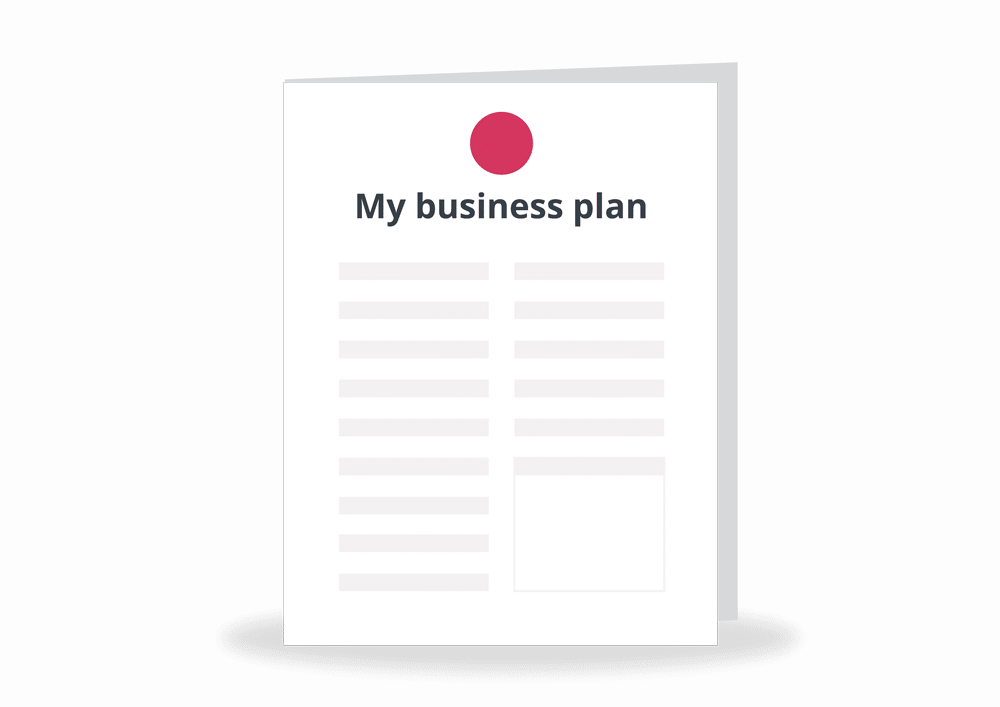 Business plan template business plan template start your business on the best foot flashek Choice Image