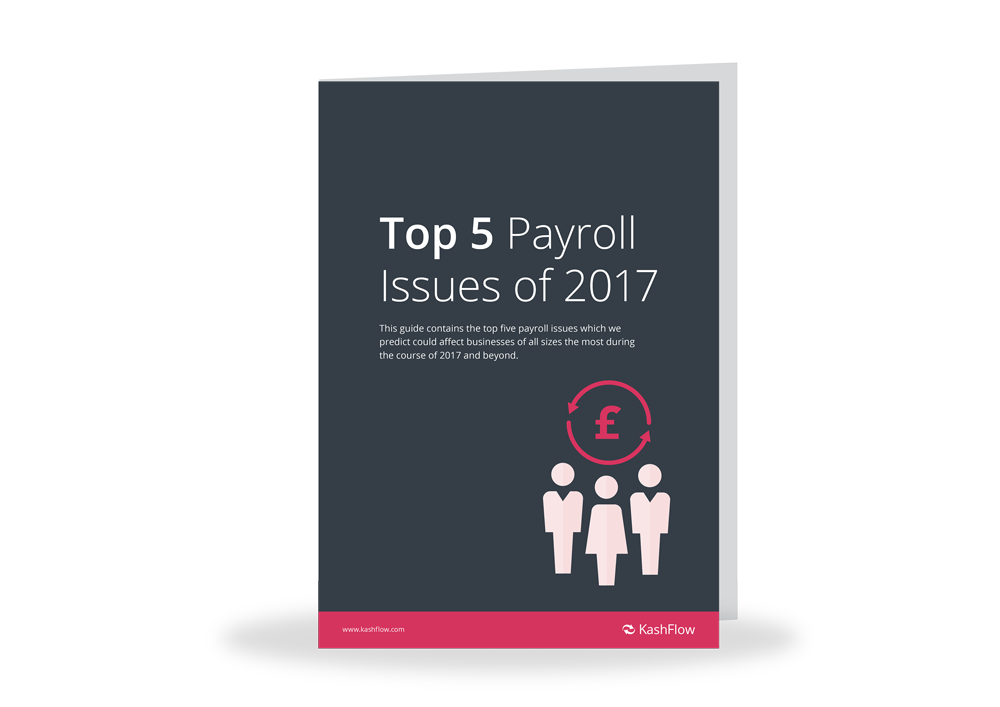 Payroll top tips for 2017.