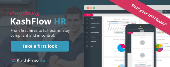 Beat workplace stress with KashFlow HR software