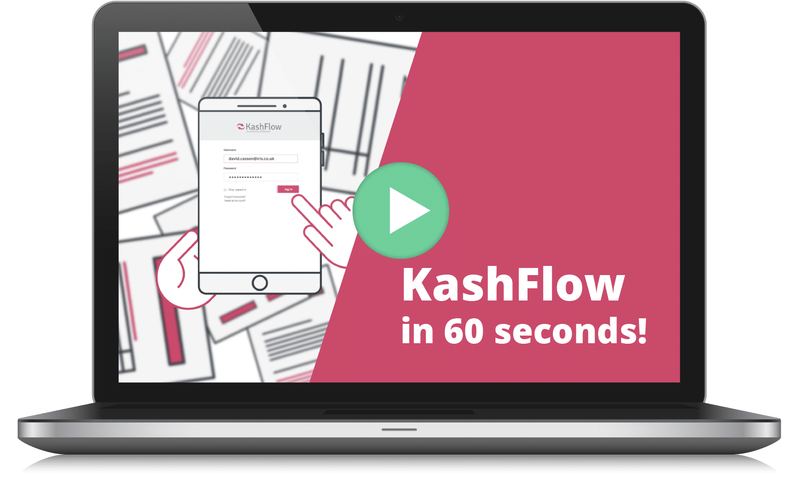 KashFlow in Sixty Seconds.