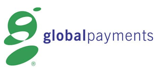 Global Payments logo.
