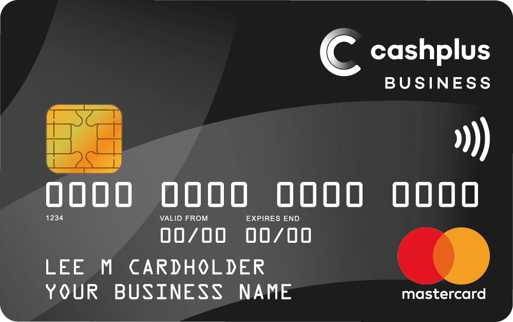 Cashplus - Prepaid Business Expense Card - KashFlow