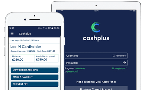 Cash Plus Screenshot.