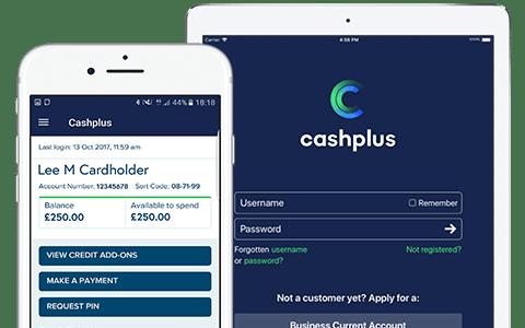 Cash Plus Screenshot.