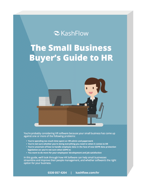 The Small Business Buyer's Guide to HR - Free Download