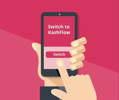 Switch to KashFlow.