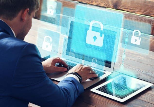 Is online bookkeeping secure?