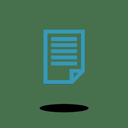 Document icon.